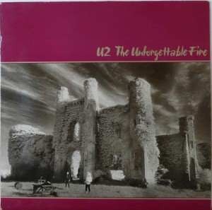 33 tours u2 the unforgettable fire