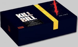 coffret dvd kill bill