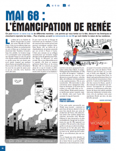 article sur Wonder